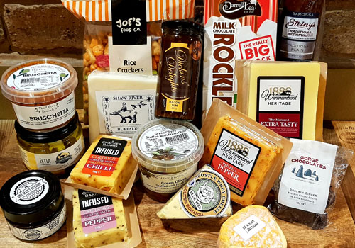Cheese World $100 Hamper