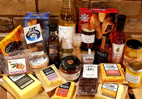 Cheese World Hamper $150