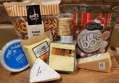 Cheese World $50 Hamper